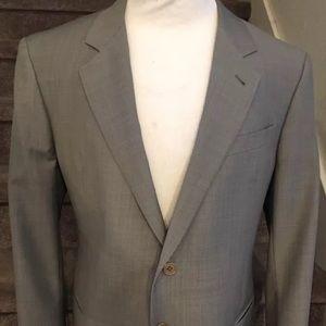 Armani Collezioni Men's 2 piece suit 44R Gray wow